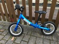 Scoot Balance Bike - Blue