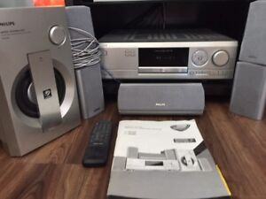 Philips DVD/CD Player Surround Receiver (DFR 1600)