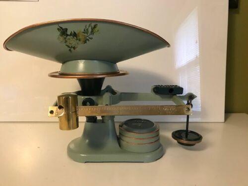 Antique Vintage Fairbanks 25lb Scale