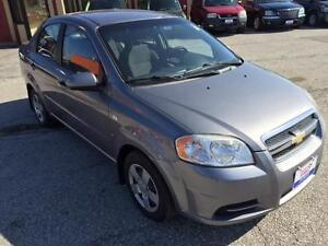 CLEARANCE SALE!! 2008 CHEVROLET AVEO 130,000 Km ONLY 4,500!