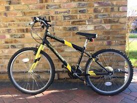 Apollo Outrider Girls Mountain Bike