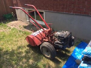 Troy Built Rear Rototiller 5hp