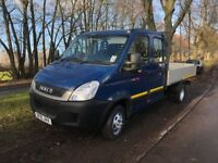 2010 Iveco Daily 35C11 Tipper - 82000 miles and MOT until July 2018