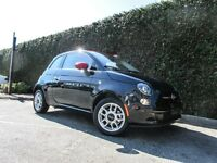 2015 Fiat 500 Pop, LOW KMS, NO EXTRA FEES
