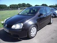 VOLKSWAGEN GOLF S SDI, Black, Manual, Diesel, 2005
