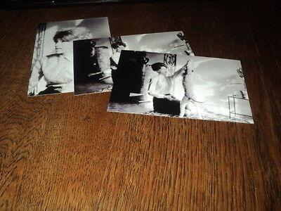 SHEILA LOT DE PHOTOS FORMAT 10*15 N&B - THEME 036 CANICHE - 3 PRISES
