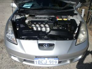 2001 Toyota Celica SX Silver 4 Speed Sequential Auto Liftback Wangara Wanneroo Area Preview