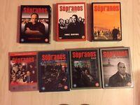Sopranos DVDs