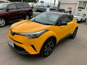2018 Toyota C-HR NGX50R Koba S-CVT AWD Yellow 7 Speed Constant Variable Wagon Colac Colac-Otway Area Preview