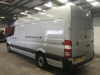 2017 MERCEDES SPRINTER 314 CDI 140 LWB HIGH ROOF VAN LWB DIESEL