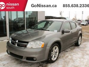 2012 Dodge Avenger SXT PLUS: HEATED SEATS, ALLOY RIMS, BLUETOOTH