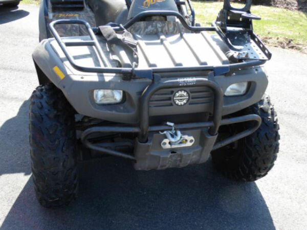 Used 2003 Bombardier quest xt 650