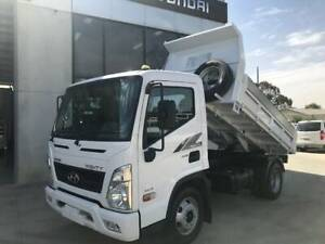 2017 Hyundai EX4 Mighty Tipper 40,803 kms Factory Warranty Remaining Pooraka Salisbury Area Preview
