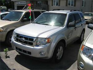 2010 Ford Escape  $0 Down- $2500 Cash Back - $12k