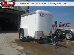 EASY TO PULL AROUND - BUILT STRONG - LESS BOUNCE 4X6 ATLAS CARGO London Ontario image 1