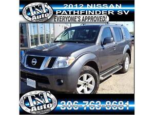 2012 Nissan Pathfinder SV - FINANCING AVAILABLE - APPLY NOW!
