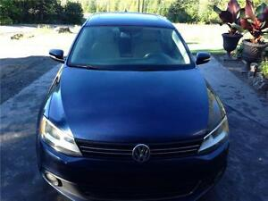 VW JETTA TDI HIGHLINE 2011