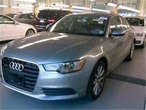 2014 Audi A6  AWD! ONLY 20,850 MILES!
