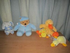Baby's Bed Time Toys, QTY = 5