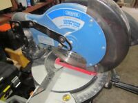 COMPOUND mitre saw & stand