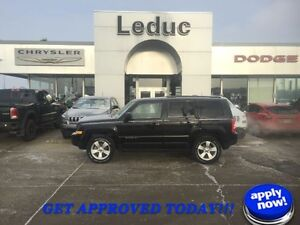 2014 Jeep Patriot North with Leather Heated Seats