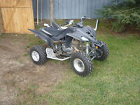 05 Raptor 350 Special Edition - Trade for 4x4 or Crossover ATV