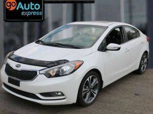 2016 Kia Forte SX ACCIDENT FREE, ONE OWNER, LOW KMS
