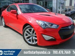 2013 Hyundai Genesis Coupe 2.0T/LEATHER/NAV/SUNROOF/HEATEDSEATS