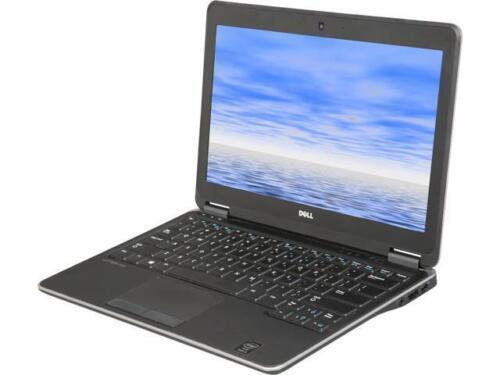 """DELL E7240 12.5"""" Laptop Intel Core i5 4th Gen 4300U (1.90 GHz) 8 GB Memory"""