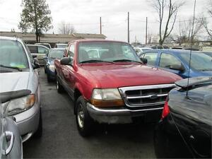 1998 Ford Ranger XL RUNS AND DRIVES LOCAL TRADE IN AS-IS