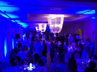 Windsor DJ Services Wedding Business Parties Event Uplighting