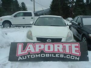 Nissan Altima Coupe sport 2008