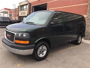 2012 GMC Savana G2500 Cargo - On Natural Gas