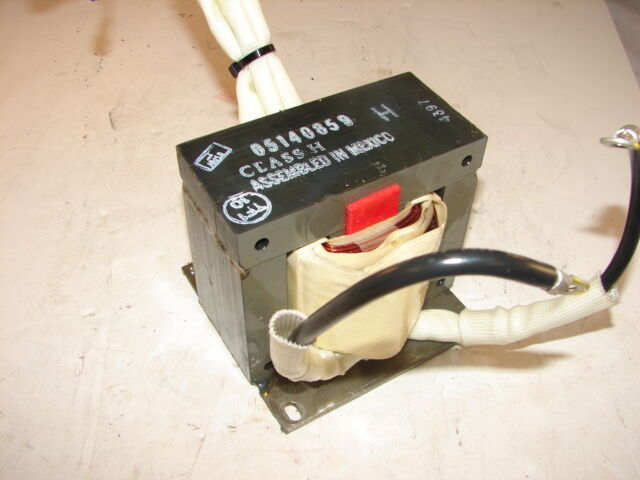 POWER UNIT 05140859 CLASS H TRANSFORMER ***XLNT***