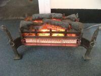Art Deco Heater ( Emberberrry Fire ) by Berrys