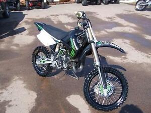 2009 Kawasaki, KX 85 Monster