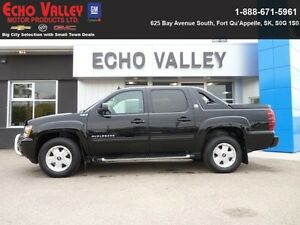 2013 Chevrolet Avalanche LT w/1SD