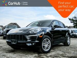 2017 Porsche Macan AWD|Pano Sunroof|Backup Cam|Bluetooth|Heated