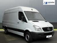 2014 Mercedes-Benz Sprinter 313 CDI MWB Diesel white Manual