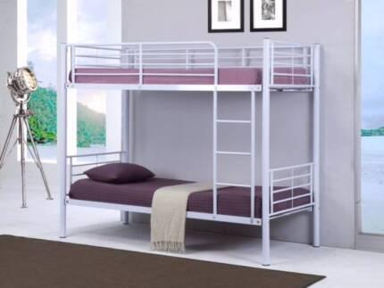 Napoleon Single Bunk Bed ( Quality Guaranteed )