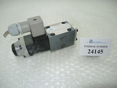 32 Way Valve Rexroth No. 3we 6 A53ag24nz4 Engel Injection Moulding Machines