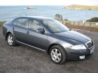 Skoda Octavia Elegance.. 57 Plate..Reg 26/10/2007..1 Years MOT..2 Keys..Superb Car for Taxi Drivers