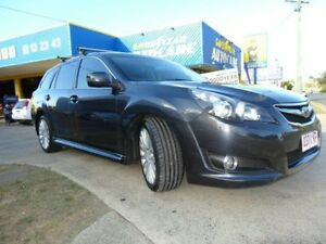 2012 Subaru Liberty B5 MY12 2.5I LINEARTRONIC AW Titanium Wagon Kippa-ring Redcliffe Area Preview
