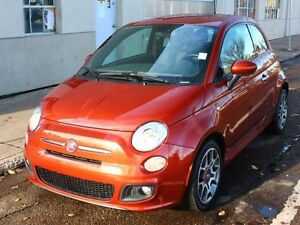 2014 Fiat 500 Sport AWESOME COLOR FINANCE AVAILABLE