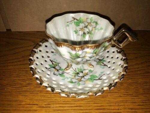 Vintage Napco Tea Cup and Saucer