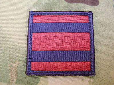 British Army RE Royal Engineers Colours MTP Combat Jacket/Shirt TRF Patch/Badge image