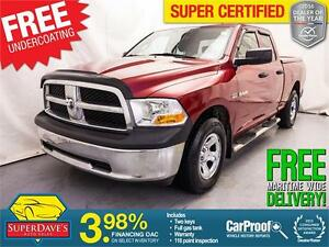 2010 Dodge Ram Pickup 1500 ST 4X4 *Warranty*