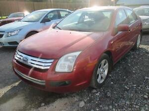 2008 Ford Fusion SE **HAIL DAMAGE*BRANDED SALVAGE**