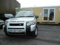 Land Rover Freelander 2.0Td4 2004 S, 5 Door