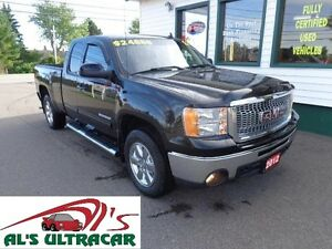 2012 GMC Sierra 1500 SLT Ext Cab 5.3 w/ Leather